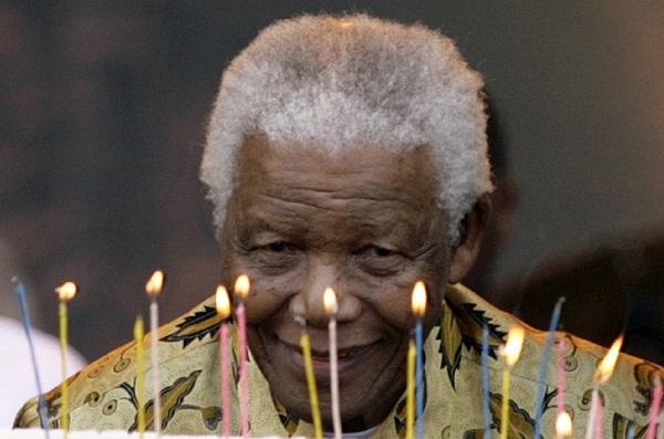 Anniversaire de Mandela