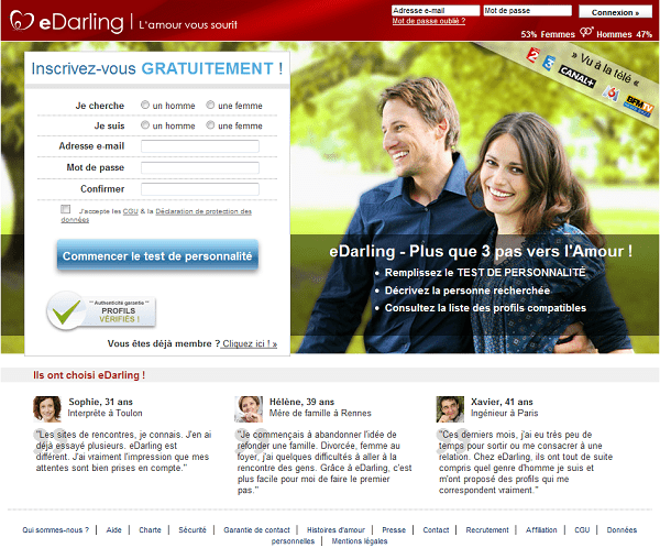 Forum site de rencontre edarling