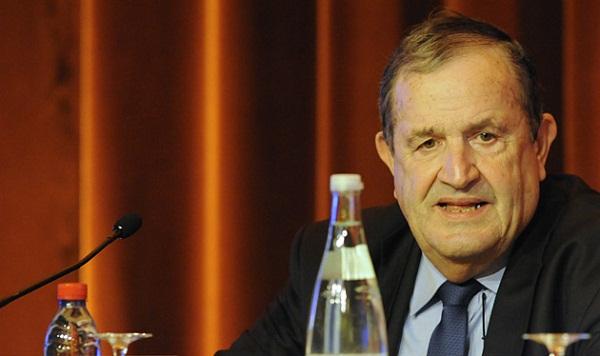 Fernand Duchaussoy le nouveau Président de la FFF