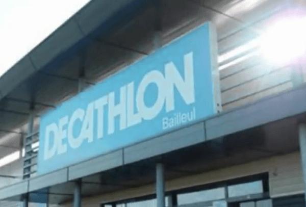 Flashmob Decathlon