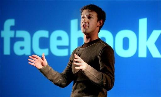 Facebook et Mark Zuckerberg