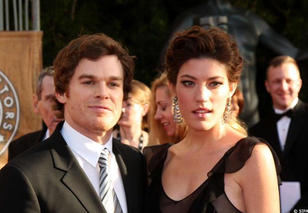 Michael C. Hall et Jennifer Carpenter