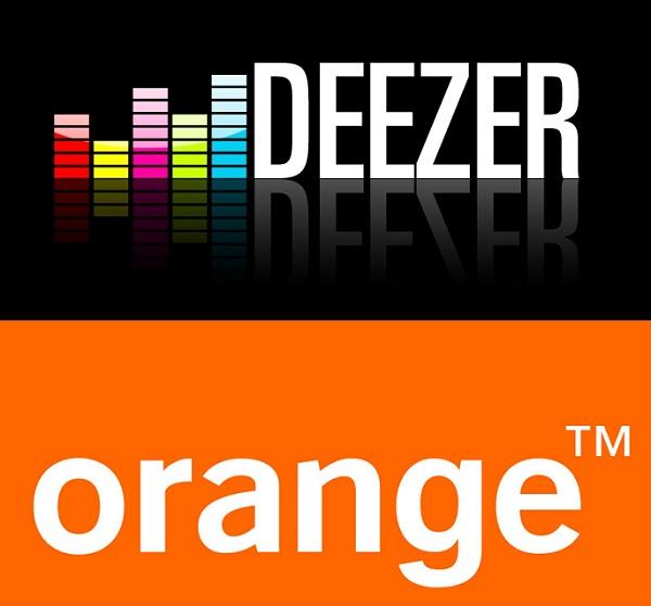 Orange et Deezer