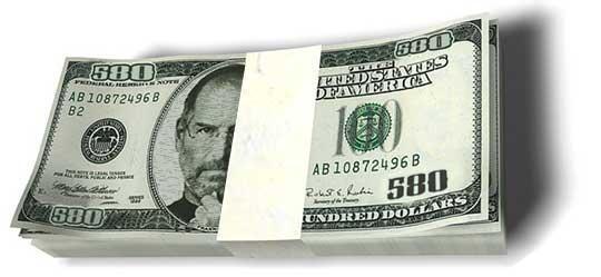 Steve Jobs Dollars