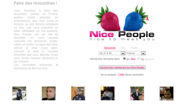 Site rencontre mobile