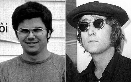 M D Chapman et John Lennon