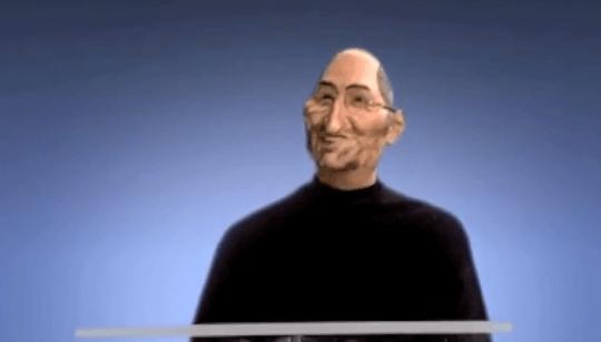 Steve Jobs Marionette
