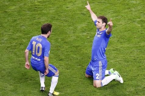 Chelsea Ligue Europa