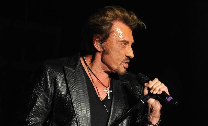 Johnny Hallyday fête ses 70 ans sur scène