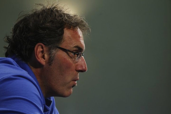 Laurent Blanc au PSG